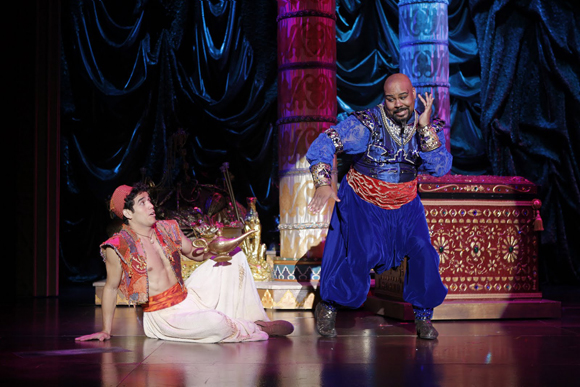 aladdin browadway musical new amsterdam tickets