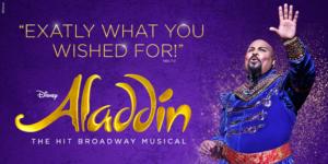 aladdin musical new amsterdam theatre tickets