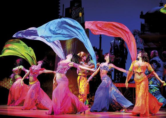 aladdin musical broadway new amsterdam theatre tickets